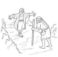 Prodigal Son Coloring Pages Preschool And Page