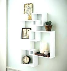 box shelf wall wall box shelves floating cube wall shelf intersecting boxes wall box shelf wall