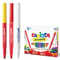"""<b>Фломастеры</b> """"<b>Carioca Magic</b>"""", 18 цветов + 1 изменяющий цвет + 1 ..."""