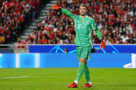Manuel Neuer pleased with Bayern Munich's persistance in 4-0 win over SL  Benfica - Bavarian Football Works