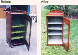 Before & After Client Furniture Repair & Restoration Stories from