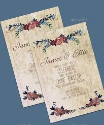 wedding invite template download 47 wedding invitation templates free download