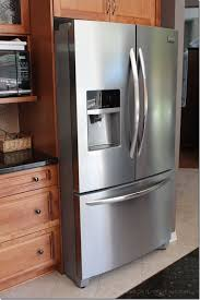 french door refrigerator in kitchen. 10 Best Refrigerator Images On Pinterest French Regarding Door Refrigerators For Small Kitchens Ideas In Kitchen F