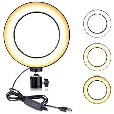 Amazoncom B Land 79 Ring Light With Screw Holder For Tripod Led