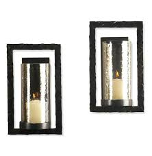 silver candle wall sconce elegant sconces medium size of rustic wrought iron brushed