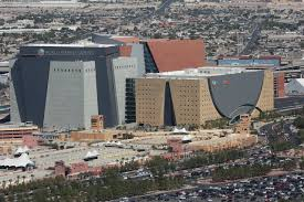 The World Market Center in downtown Las Vegas has been sold. (Brett Le Blanc