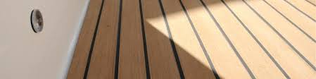 teak and holly synthetic marine decking flooring full size laminate