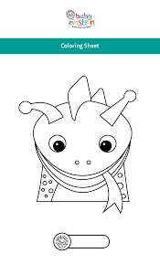 Adorable Baby Einstein Coloring Pages For Your Little One S