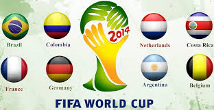 World Cup Quarterfinal Results Semifinals Matches