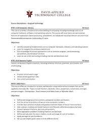 Computer Technician Resume Computer Technology Computer Technician