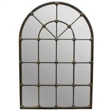 large arched mirror. Import Collection 22-354 Large Arch Mirror Arched L