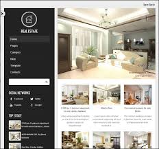 Real Estate Website Templates Fascinating 48 Top Real Estate Website Templates Make A Difference