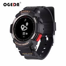 <b>OGEDA</b> F6 Smart Men Watch <b>Sports Smartwatch</b> Watch Men IP68 ...