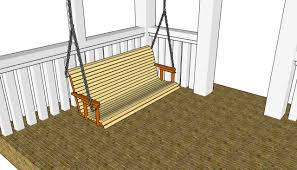 How To Build A Porch Swing Free Porch Swing Plans Myoutdoorplans Free Woodworking Plans