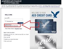 American Eagle Credit Card Log In Credit Cards Reviews