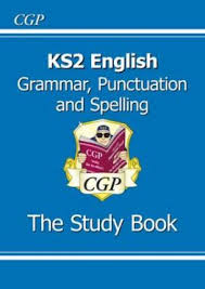 Grammar Punctuation Ks2 English Grammar Punctuation And Spelling Study Book For The 2019 Tests By Cgp Books Paperback