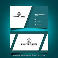 Business Cards Design Business Card Template Free Download Roseclix