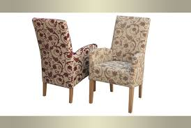 material dining chairs uk. fabric chairs: lcc - cleo dining chairs with arms material uk 1