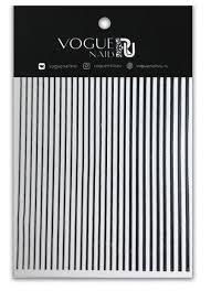 Наклейки Vogue Nails <b>Силиконовые полоски</b> — купить по ...