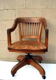 antique office chair parts. Retro Swivel Desk Chair Medium Image For Antique Oak Office Parts Chairs Wood Vintage Leather L