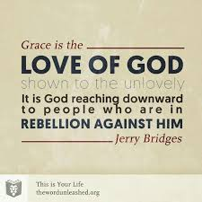 Christian Quotes On Grace Best Of Quote On Grace Jerry Bridges