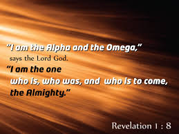 Grace of Jesus Ministry: I AM THE ALPHA ...