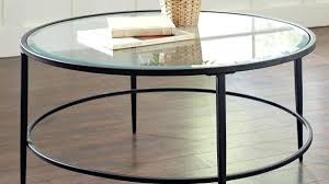 glass oval coffee table decoration glass coffee table modern best collection of round rattan with top glass oval coffee table