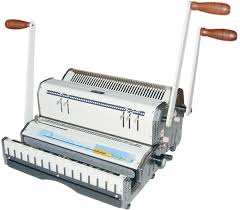 Resource Center - Akiles <b>WireMac</b>-Duo <b>Wire Binding</b> Machine ...