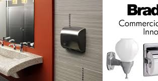 bradley bathroom accessories. Plain Bradley Endearing Bradley Corp UnoClean In Bathroom Accessories  Inside C