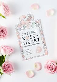 Daily brightening <b>pink</b> mask <b>Roseheart</b> Skincare | Superbalist.com