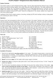 535y proxpro 5355 8a 5355 300 and proxpro plus 6030 8a user manual page 3 of 535y proxpro 5355 8a 5355 300 and proxpro plus