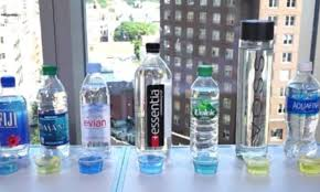 Bottled Water Acidity Chart Bottled Water Can Be Acidic And Erode Your Tooth Enamel