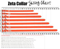Sim Size Chart Dog Collar Sizes Chart Bedowntowndaytona Com