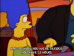 Giphy amp; - On Find Gif Share Marge Simpson