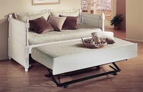 daybed with pop up trundle. Interesting Pop Furniture  Pop Up Trundle Beds  French Daybed For With