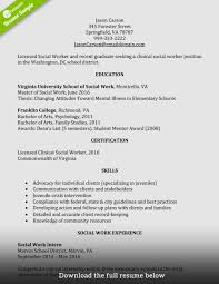 Entry Level Resume Example Entry Level Resume Samples Awesome How to Write A Perfect social 51