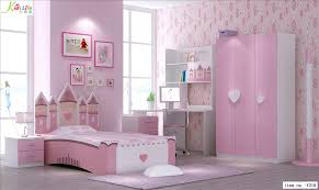 pink bedroom furniture for kids photo - 1