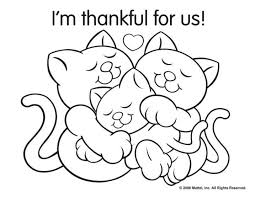 Small Picture Coloring Pages Thanksgiving For Preschoolers Preschool clarknews