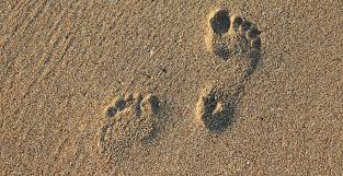 Image result for free image of two lovers walking barefoot