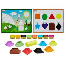 """<b>Игровой набор</b> Play Doh """"Цвета и <b>формы</b>""""   Купить с доставкой ..."""