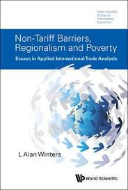 Non Tariff Barriers Regionalism And Poverty Essays In Applied