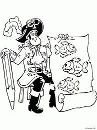 Piraten Kleurplaat Printen Norskiinfo