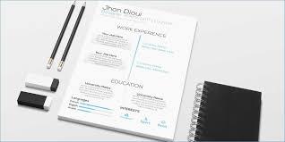 Modern Creative Resume Example Modern Resume Examples Sample Free Creative Resume Template Awesome