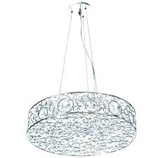 modern chrome chandelier contemporary home depot