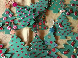 Decorazioni natalizie di gommapiuma ~ kevitafarelamamma