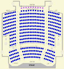 Kelsey Theater Seating Chart Best Picture Of Chart