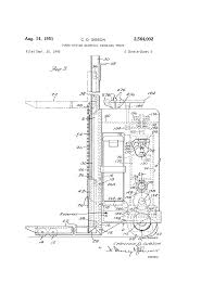 lewis shepard wiring diagram wiring diagram and schematic patent us2997721 over head service and cleaning aratus