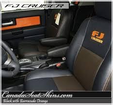 toyota fj cruiser custom black leather