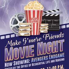 Make S'more <b>Friends</b> Movie Night: <b>Avengers</b>: <b>Endgame</b> (Aug. 17 ...