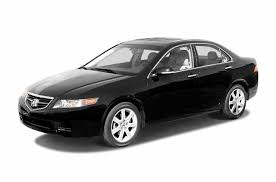 2004 Acura TSX Specs and Prices